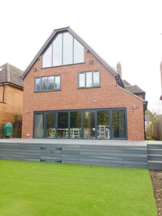 Project 2 - Scandinavian-Style Extension - Enright Build - Builders ...